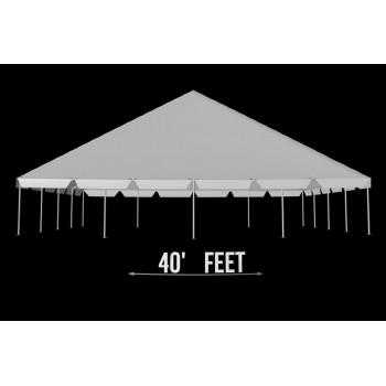 "Tent 40""x 100"""