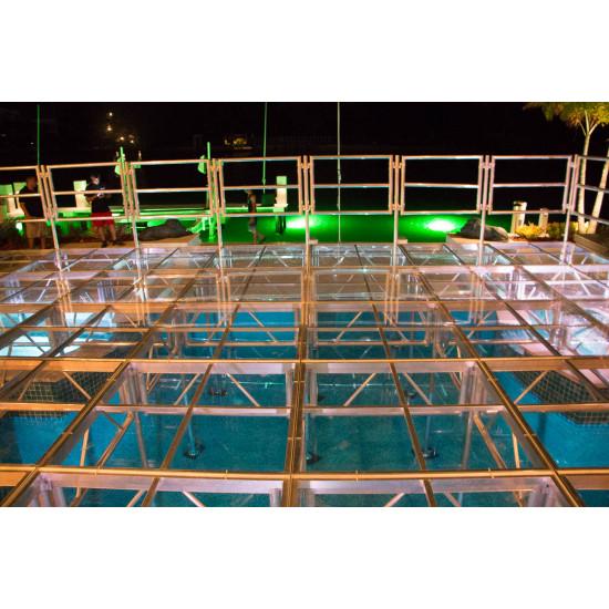 Acrylic Pool Cover