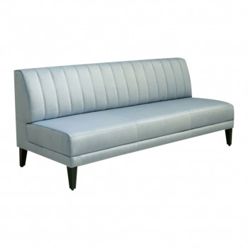 "GH Infinito ""A: Straight Sofa (Powder Blue)"