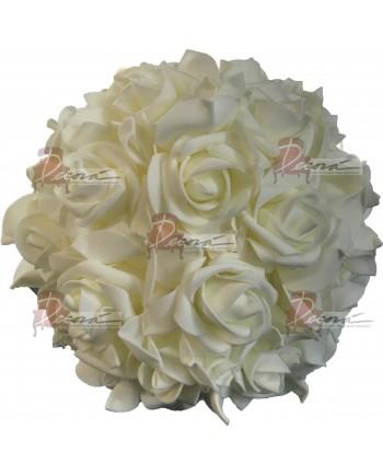 Rose Sphere (OffWhite)