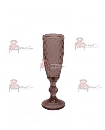 Capri Champagne Flute (Lavender) (36 Rack) Glassware