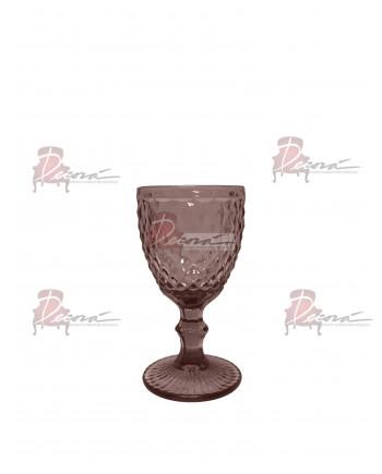 Capri Wine Glassware (Lavender) (25 Rack)