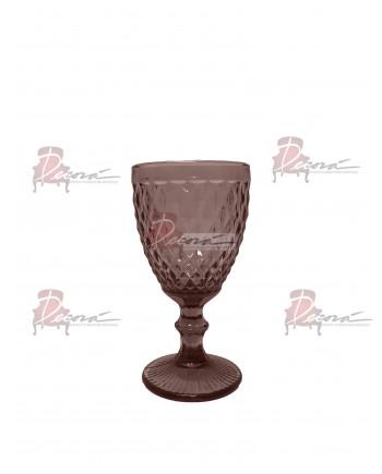 Capri Water Glassware (Lavender) (25 Rack)