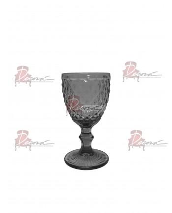 Capri Wine Glassware (Black) (25 Rack)