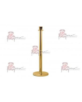Stanchion Pole (Gold)