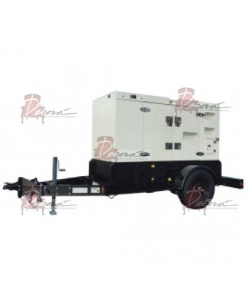 Towable Diesel Generator