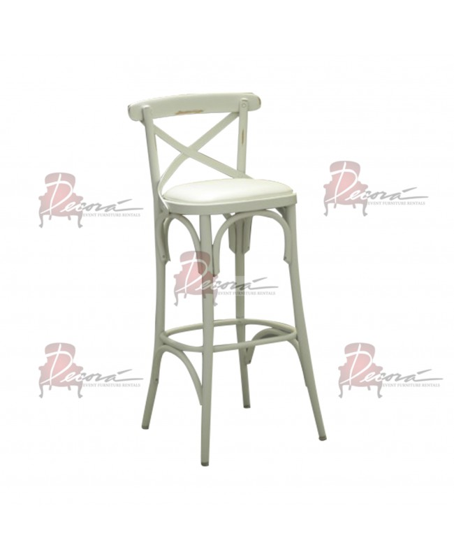 GH Coco Bar Stool (White)