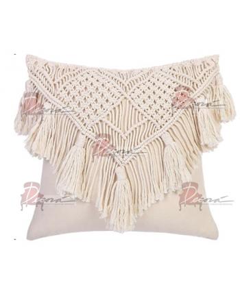 Macrame Cushion