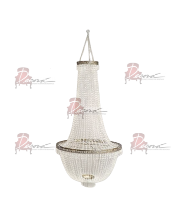 Acrylic Crystal Chandelier Extra Large