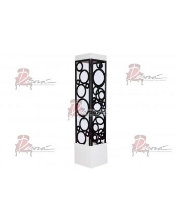 Bubbles Column (White/Black)