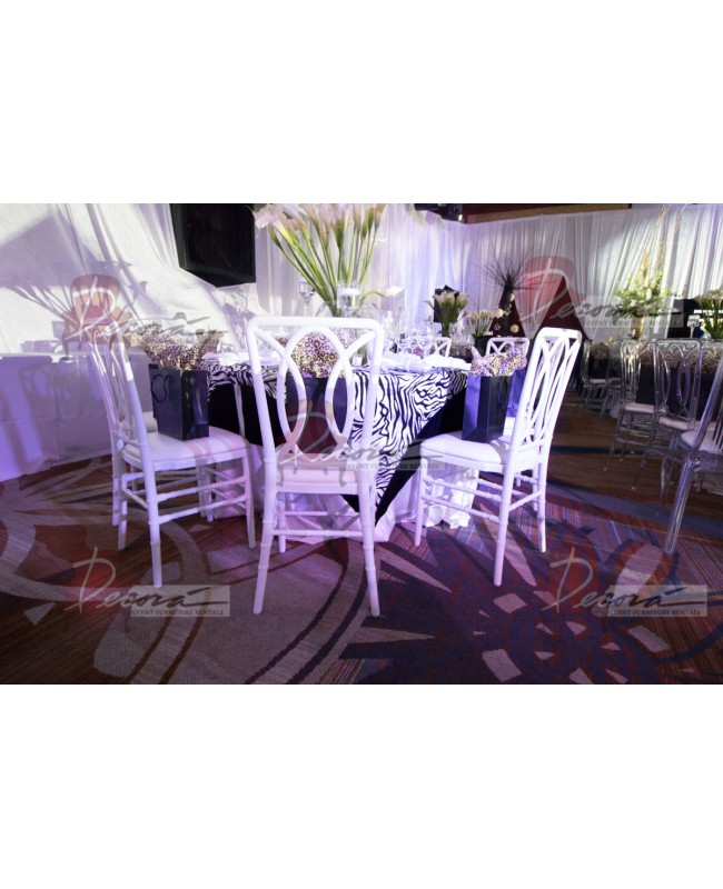 Clash Chair (White)