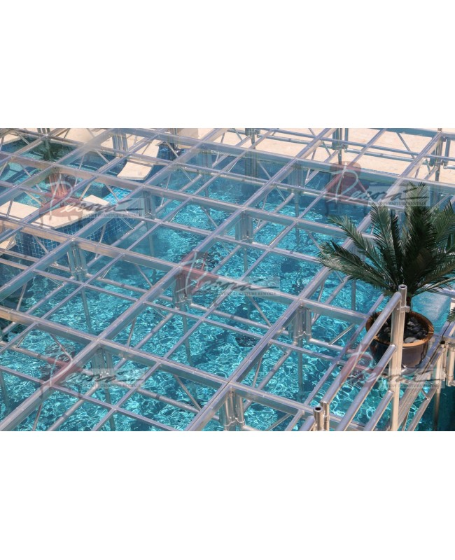 Acrylic Pool Cover
