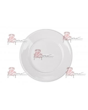 Coffee Saucer (White)