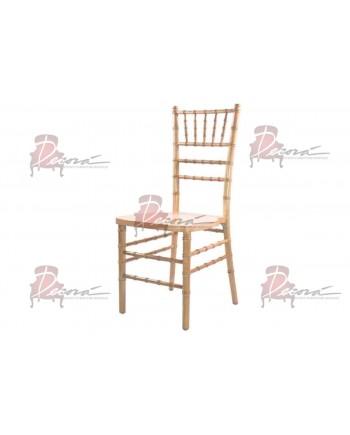 Chiavari Chair (Natural Wood)