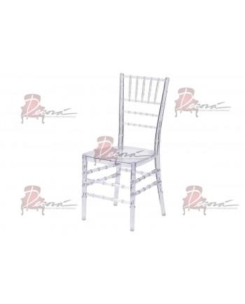 Chiavari Chair (Clear)