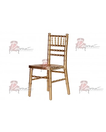 Kid Chiavari Chair (Gold)
