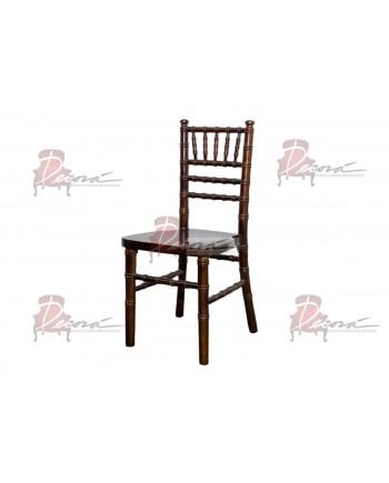 Kid Chiavari Chair (Mahogany)
