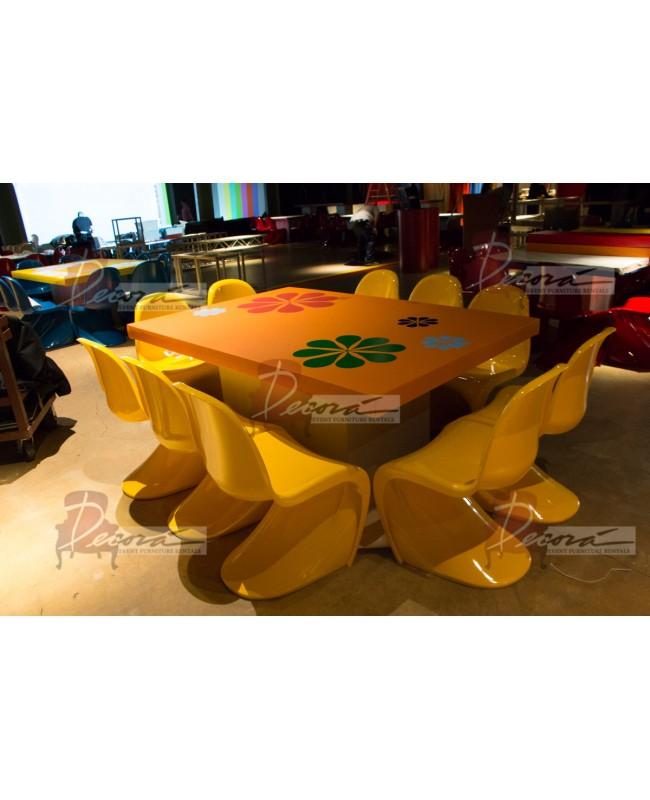 Phantom Chair (Yellow)