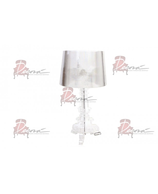 Colosseum Lamp (Clear) (Large)