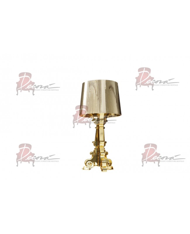 Colosseum Lamp (Gold) (Small)