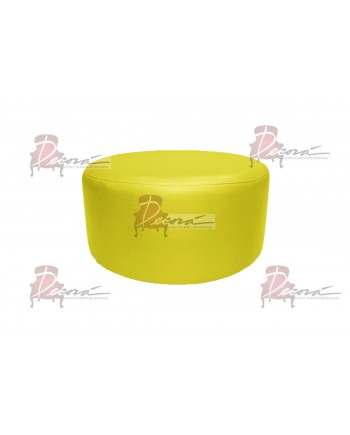 "Soho Coffee Table 30""  (Round)(Yellow)"