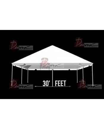 "Tent 30""x 40"""