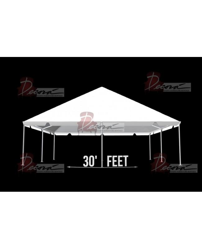 "Tent 30""x 50"""
