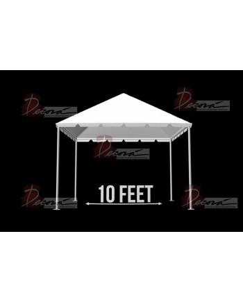 "Tent 10""x 10"""