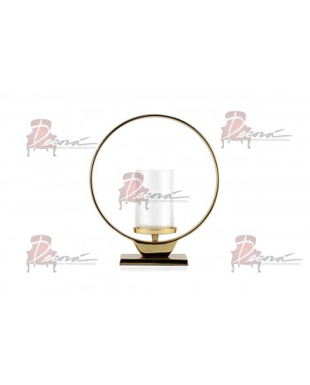 Ring Candle Holder Gold (Medium),Centerpieces
