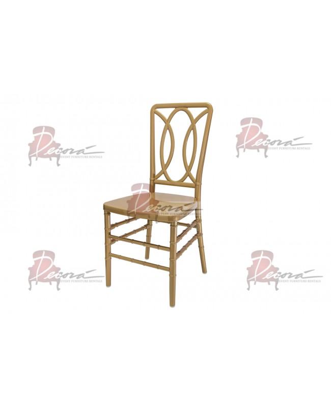 Clash Chair (Gold)