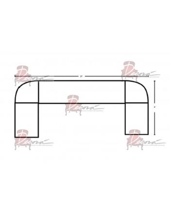 Modular Bar 25' x 6'