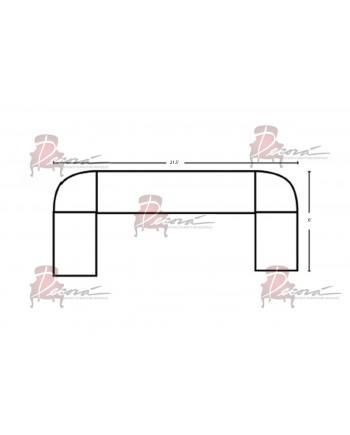 Modular Bar 21.5' x 6'
