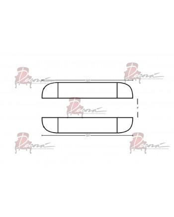 Modular Bar 12.5' x 8'