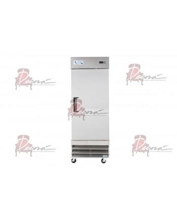 """Avantco A-19R-HC 29"""" Solid Door Reach-in Freezer"""