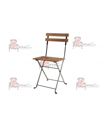 Rustic Bistro Chair