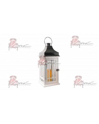 Lumbase Lantern (with LED Candle)