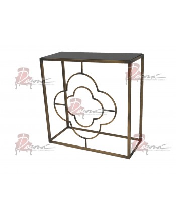 Vintage Tulip Accent Table (Large)