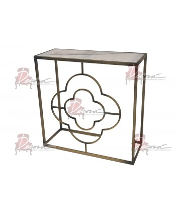 Vintage Tulip Accent Table (Small)