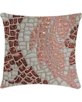 Pillow Mosaic - Blush