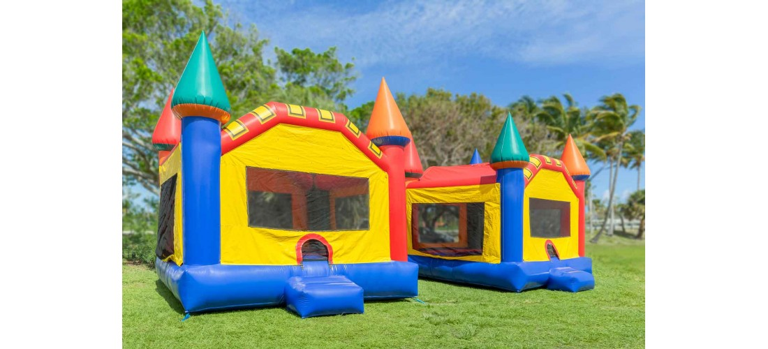 Bounce Houses to Entertain Your Kids at Home