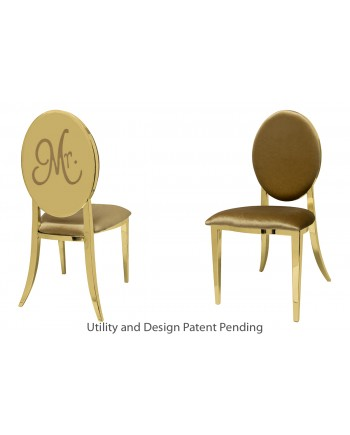 Mr. Chair (Gold-Gold)