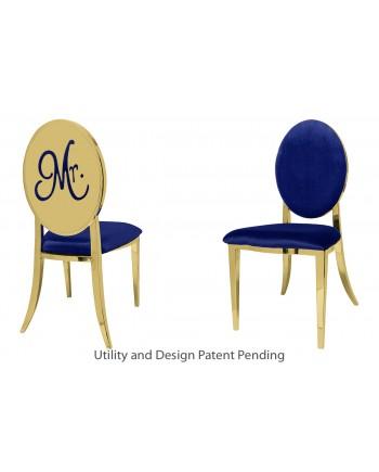 Mr. Chair (Gold-Royal)