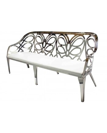 Reflection Sofa Silver (Butterfly)