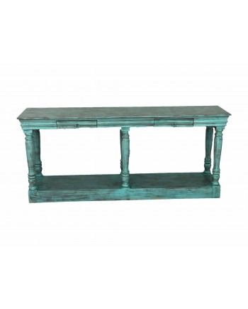 Vintage Paradise Counter Table