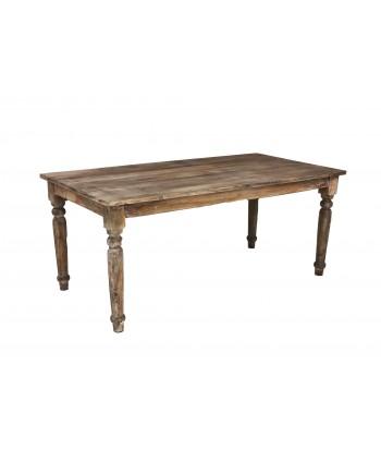 Vintage Edloe Dining Table