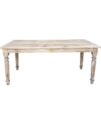 Vintage Sequoia Dining Table