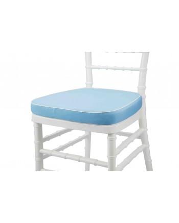 Maze Cushion (Turquoise)