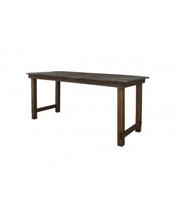 Rustic Highboy Table (Royal)