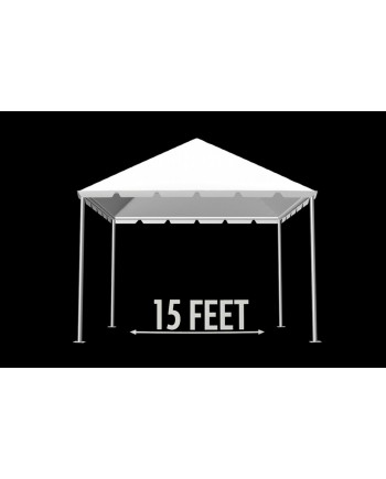"Tent 15""x 15"" (Clear)"