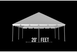 Tents 20' Feet wide